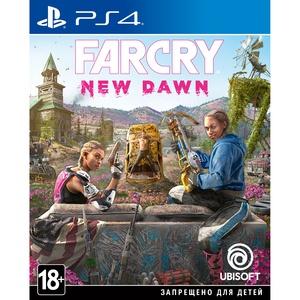 Far Cry 5. New Dawn PS4, русские субтитры