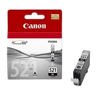 Картридж Canon CLI-521BK чернильница черная фото
