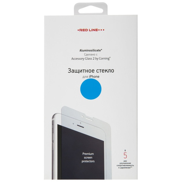 Защитное стекло Red Line Corning для Apple iPhone 11 Pro tempered glass фото