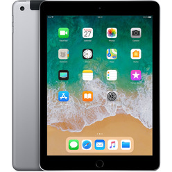 Apple iPad 9.7 128GB Wi-Fi+Cellular Space Grey