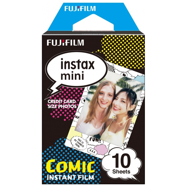 Фотопленка Fujifilm Instax Mini Comic WW 10/PK