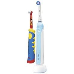 Электрическая зубная щетка Braun D16.500 + Mickey Kids