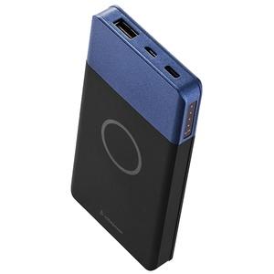 USBepower AIR WIRELESS 5000 мАч, синий