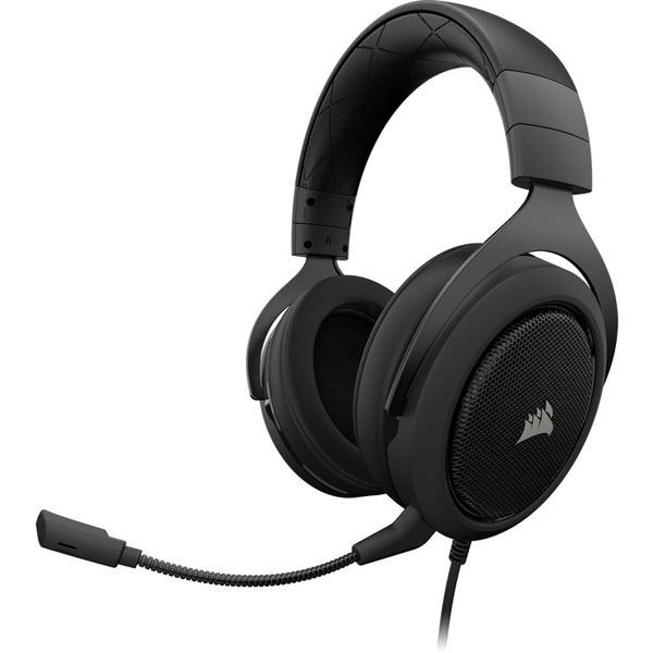 Компьютерная гарнитура Corsair Gaming HS60 Surround Gaming Headset, Carbon фото