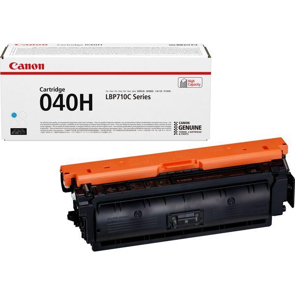 Картридж CANON CRG 040 H C