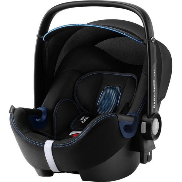 Детское автокресло Britax Roemer Baby-Safe2 i-Size Cool Flow-Blue + база FLEX фото