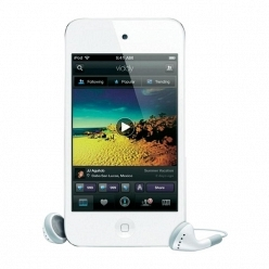 Цифровой плеер iPod Apple iPod touch 4 16Gb White