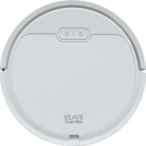 Робот-пылесос Elari SmartBot SBT-001W, белый фото