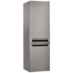Холодильник с морозильной камерой 100 литров  Whirlpool BSNF 9782 OX