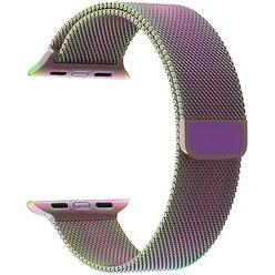 Ремешок для умных часов Lyambda Capella 38/40 мм, 7 цветов (DS-APM02-40-SC)