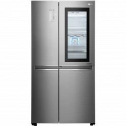 Холодильник высотой 180 см LG GC-Q247CABV InstaView