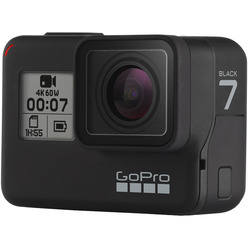Экшн-камера GoPro HERO7 Black Edition (CHDHX-701-RW)