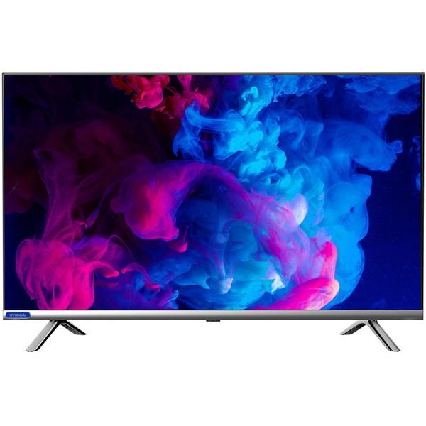 Телевизор Hyundai H-LED32ES5108 серебристого цвета