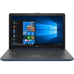 Ноутбук HP Notebook 15-da0104ur Twilight Blue (4KH14EA)
