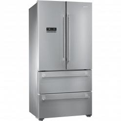 Инверторный холодильник Smeg FQ55FXE1