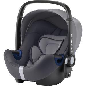Детское автокресло Britax Roemer Baby-Safe2 i-size Storm Grey Trendline