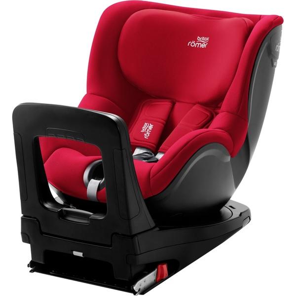 Детское автокресло Britax Roemer Dualfix M i-Size Fire Red Trendline фото