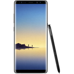 Смартфон Samsung Galaxy Note8 SM-N950FZKDSER черный бриллиант
