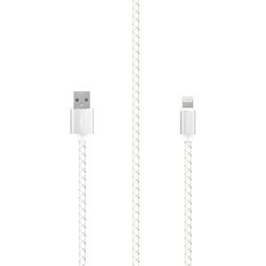 Rombica USB-Lightning MFI, 1 м, белый (il-05)