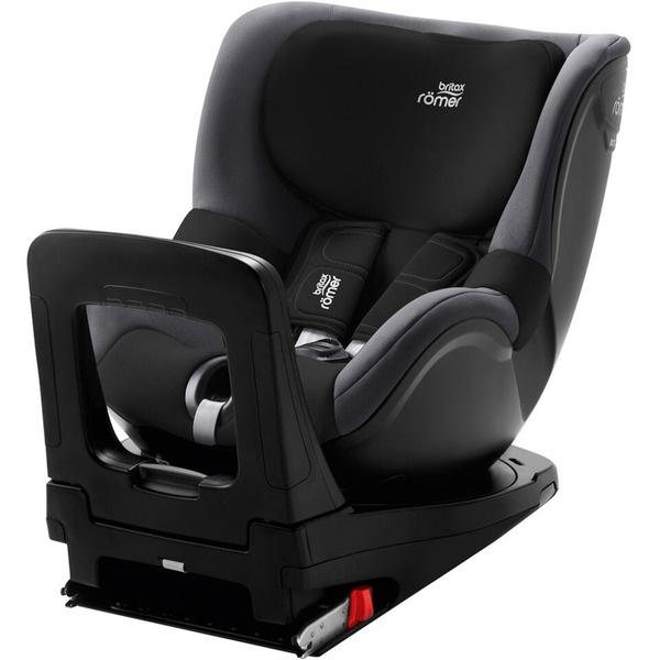 Детское автокресло Britax Roemer Dualfix M i-Size Black Ash Trendline фото