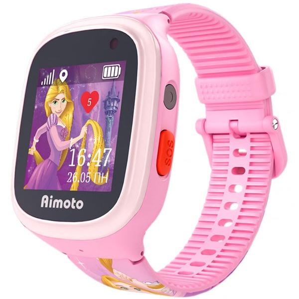 Детские умные часы Кнопка жизни Aimoto Рапунцель фото
