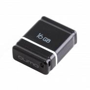Qumo 16Gb Nano Drive Black 2.0 USB