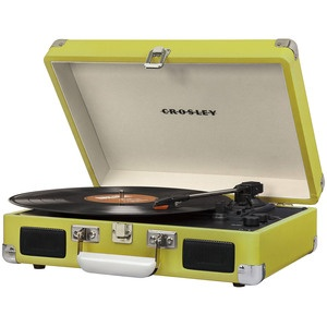 Crosley Cruiser Deluxe CR8005D-GR Bluetooth