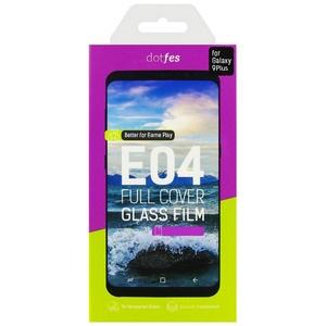 Dotfes E04 Full Coverage для Samsung Galaxy S9 Plus