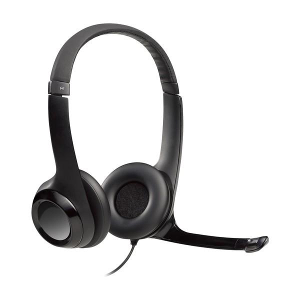 Компьютерная гарнитура Logitech Headset H390