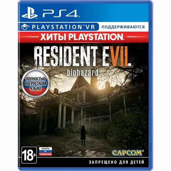 Resident Evil 7: Biohazard (поддержка VR) Хиты PlayStation PS4, русские субтитры фото