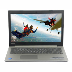 Ноутбук Lenovo IdeaPad 320-15IAP серый (80XR001BRK)