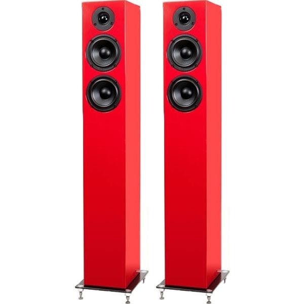 Акустическая система Pro-Ject AC SPEAKER BOX 10 Red.
