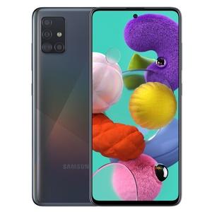 Смартфон Samsung Galaxy A51 128 ГБ чёрный