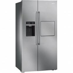 Холодильник Smeg SBS63XEDH