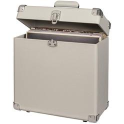 Кейс для хранения пластинок Crosley Record Carrier Case CR401-WS White Sand