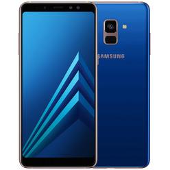 Мобильный телефон Samsung Galaxy A8+ SM-A730F blue