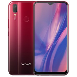 Смартфон Vivo Y11 Agate Red