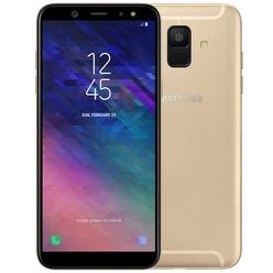 Смартфон Samsung Galaxy A6 SM-A600F gold