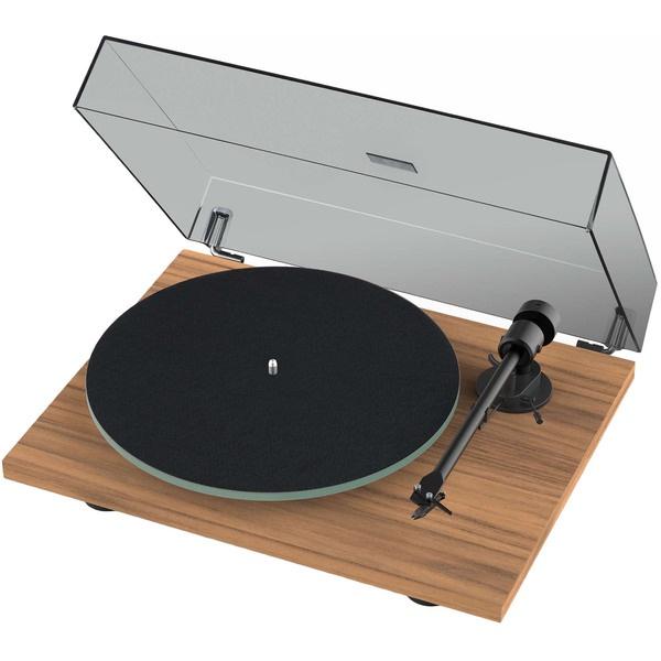 Проигрыватель виниловых пластинок Pro-Ject T1 (OM 5E) Walnut.