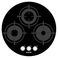 Независимая варочная панель Foster Rondo Kristal Bl(7052 642)