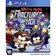 South Park: The Fractured but Whole PS4, русские субтитры