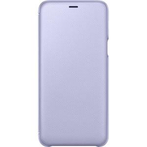Samsung Wallet Cover A6+, violet (SAM-EF-WA605CVEGRU)