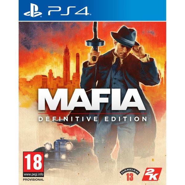 Mafia: Definitive Edition PS4, русская версия Sony Mafia: Definitive Edition, русская версия