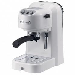 Кофеварка Delonghi EC 250.W белая