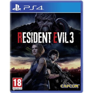 Resident Evil 3 PS4, русские субтитры