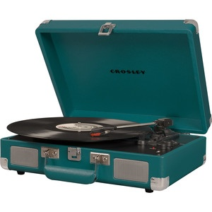 Проигрыватель виниловых пластинок Crosley CRUISER DELUXE CR8005D-TL