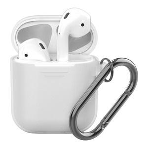 Deppa для Apple AirPods, прозрачный силиконовый чехол