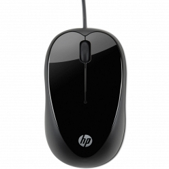 Компьютерная мышь HP X1000 Mouse Black (H2C21AA)