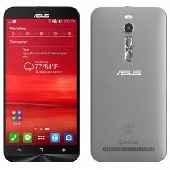 Смартфон ASUS Zenfone 2 16Gb ZE551ML Ram 4Gb серебро