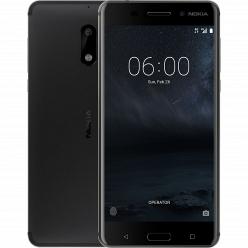 Смартфон Nokia 6 32GB Black